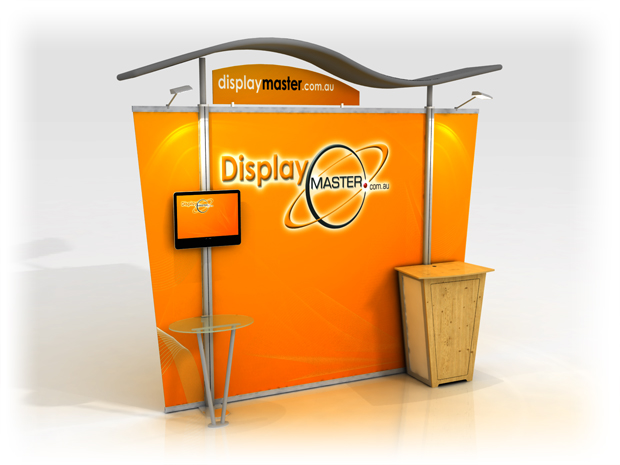Exhibition Displays Australia : Display master australia banners and portable display solutions