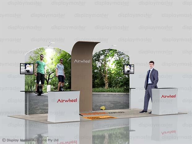 Exhibition Displays Australia Pty Ltd : Exhibition displays portable pop up displays pop up display